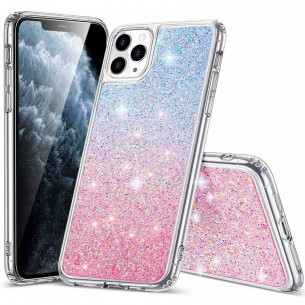 iPhone 11 Pro - Coque ESR Glamour Series avec Strass Incrustés
