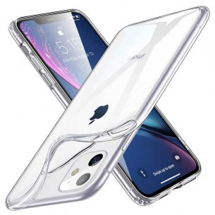 iPhone 11 - Coque ESR Essential Zero Series - Silicone Transparent