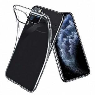 iPhone 11 Pro - Coque ESR Essential Zero Series - Silicone Transparent