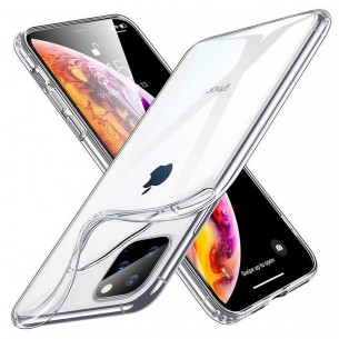 iPhone 11 Pro Max - Coque ESR Essential Zero Series - Silicone Transparent