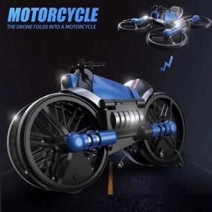 Moto Drone Télécommandée H6...