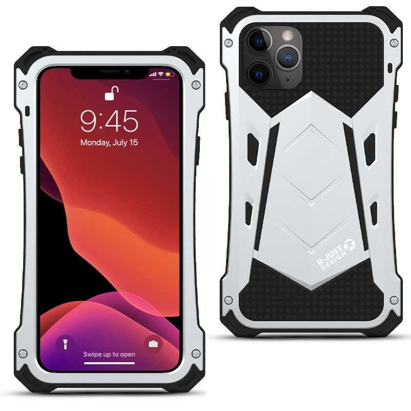 Coque R-JUST Armor pour iPhone 11 Pro | Étanche IP54 | Anti-Choc ...