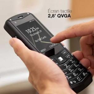 Téléphone 4G TriProof AGM...