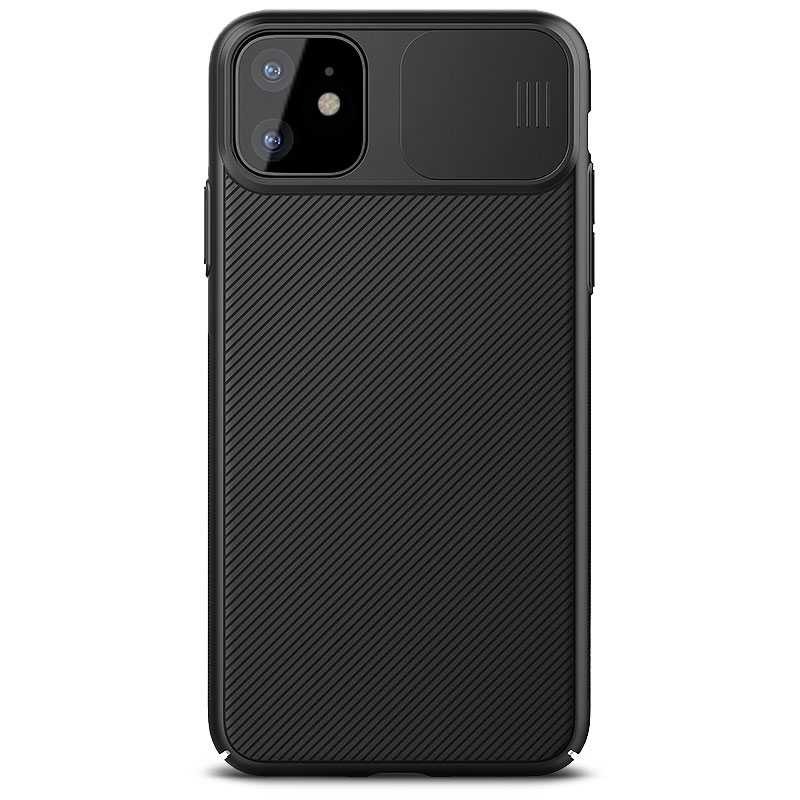 iphone 11 coque nillkin camshield cache camera coulissant