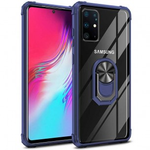 Galaxy A71 - Coque Chevalet...