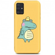 Galaxy A51 - Coque Silicone...