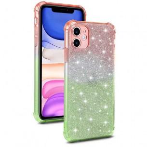 iPhone 11 - Coque Pailletée...