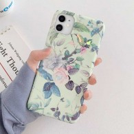iPhone 11 - Coque Fleurie...