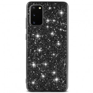 Galaxy S20 - Coque Paillettes