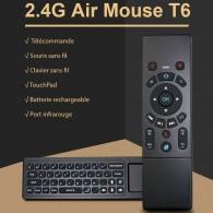 Mini Clavier T6 2,4Ghz-...